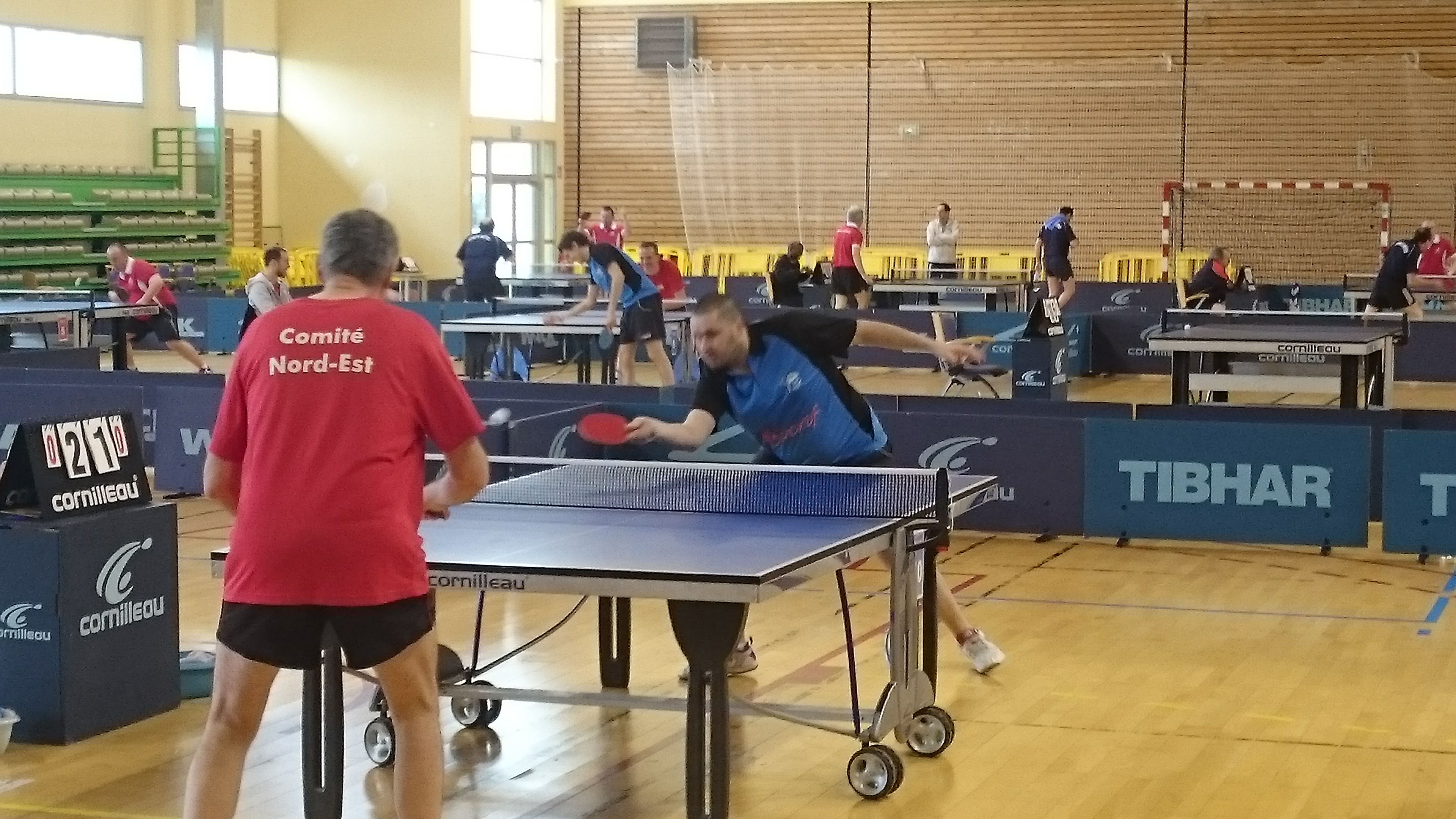 Calendrier tennis de table 2014 nord - Ligue du nord pas de calais de tennis de table ...
