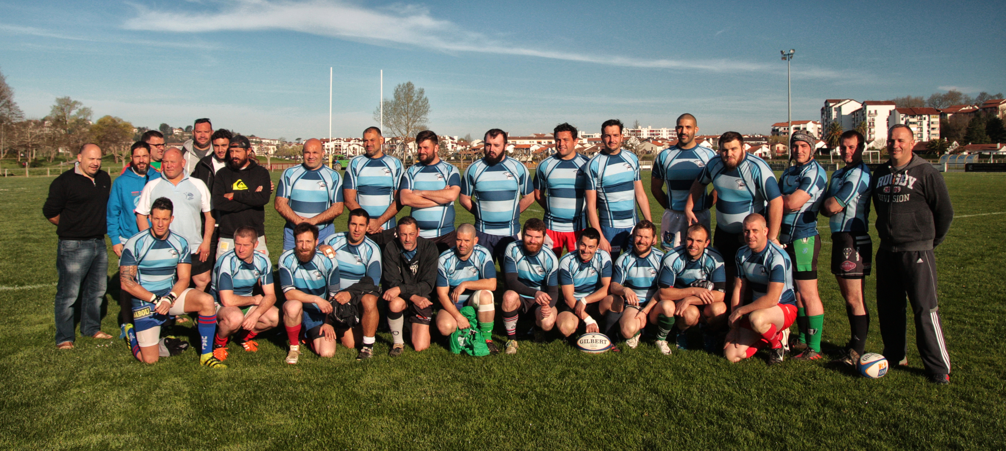 EQUIPE ATL RUGBY 2017 - 2